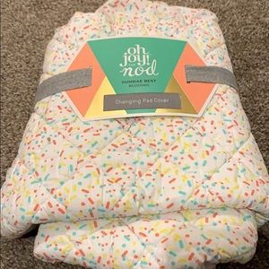 Oh Joy!  For Nod Changing Pad cover